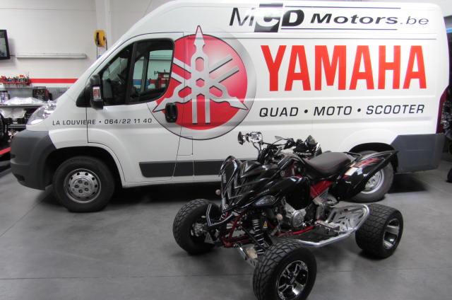 quad 700 raptor supermotard yamaha occasion homologation europe. Black Bedroom Furniture Sets. Home Design Ideas